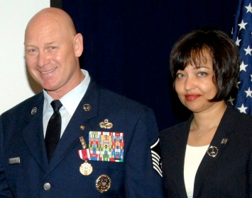 Msgt and Spouse